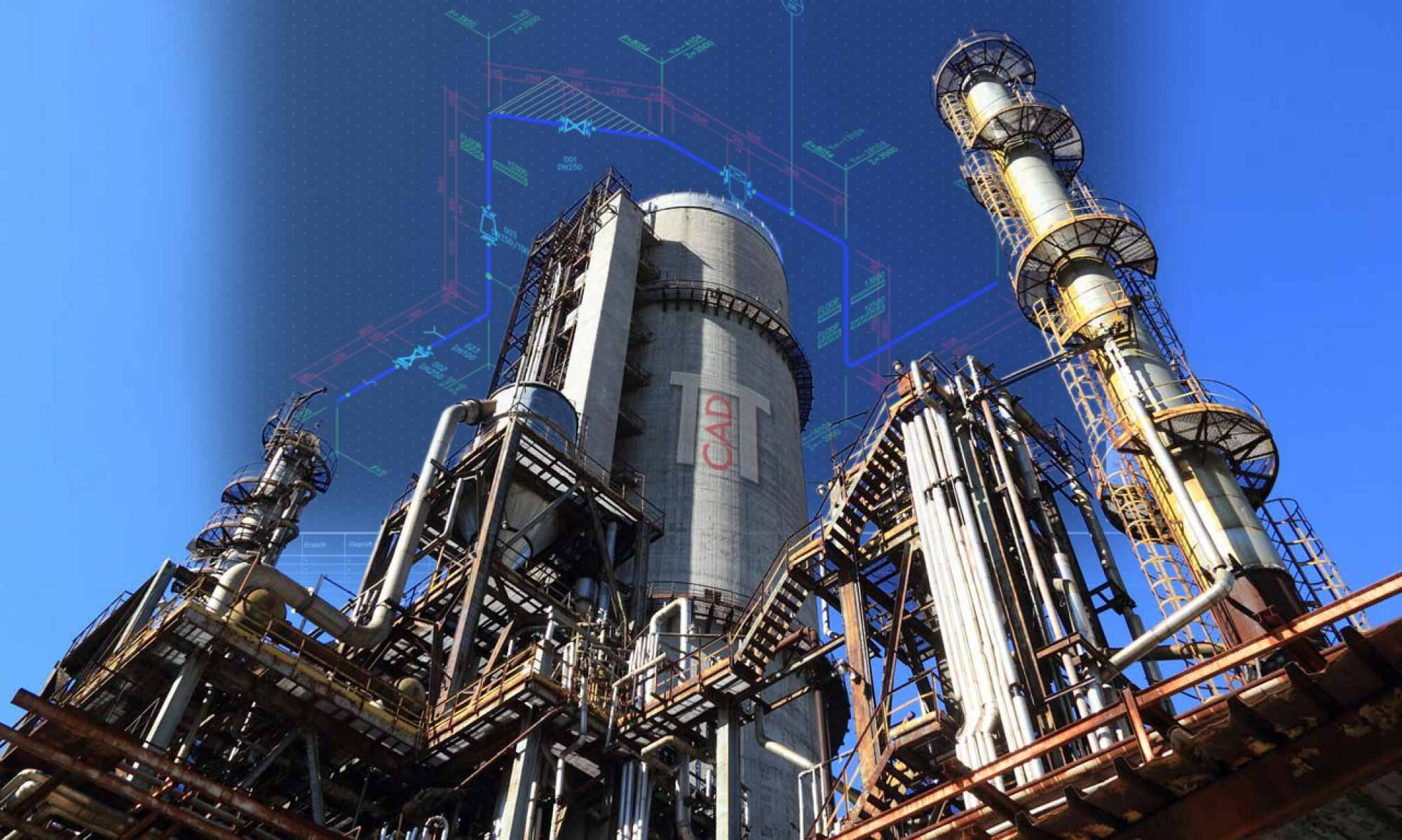 Isometrie im Anlagenbau